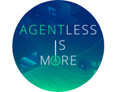 Agentless is More: Backups with no agent installed either on the physical nor virtual machine to protect