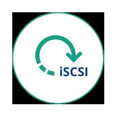 Ingenious iSCSI support