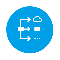 Replication to unlimited locations: Onsite / Offsite / Cloud