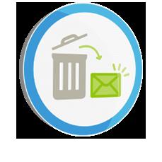 Abruf archivierter E-Mails